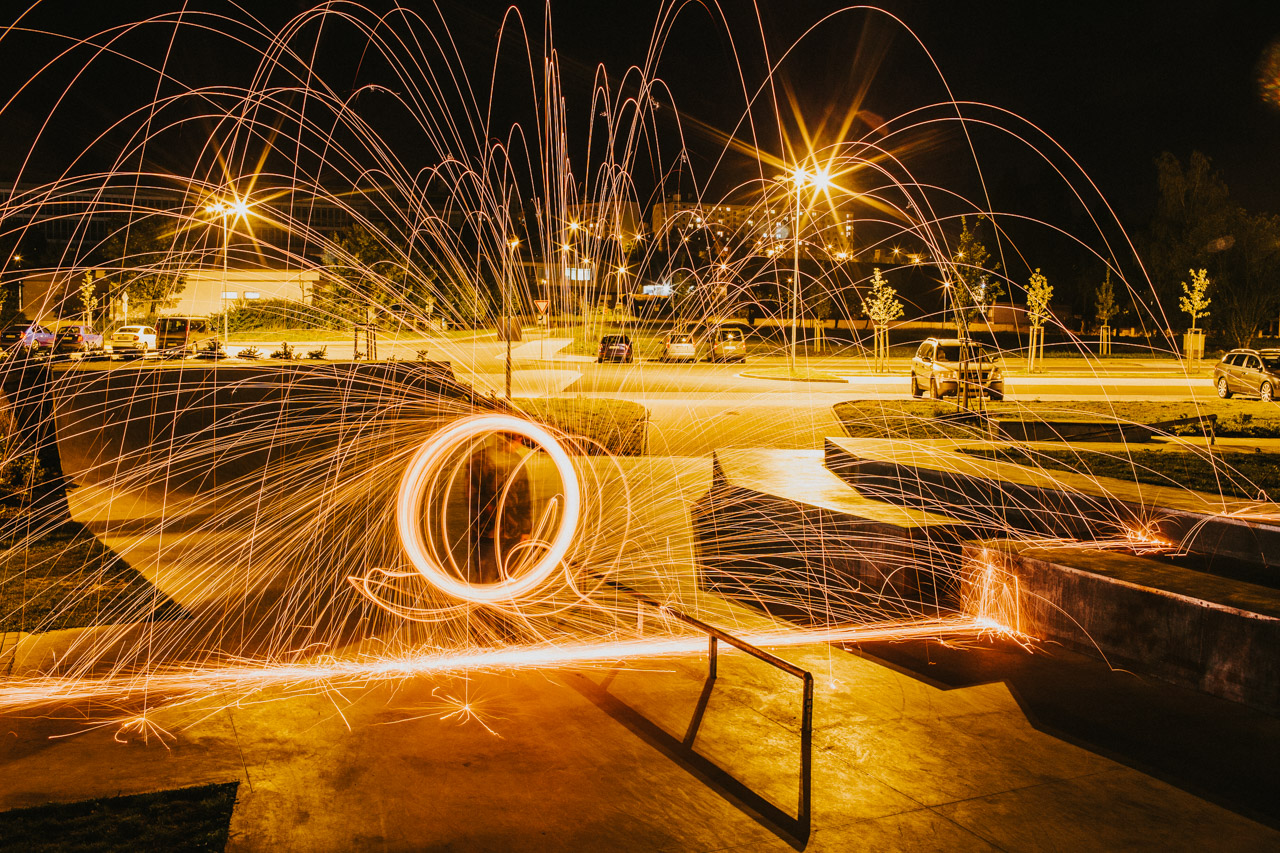 Steelwool #2