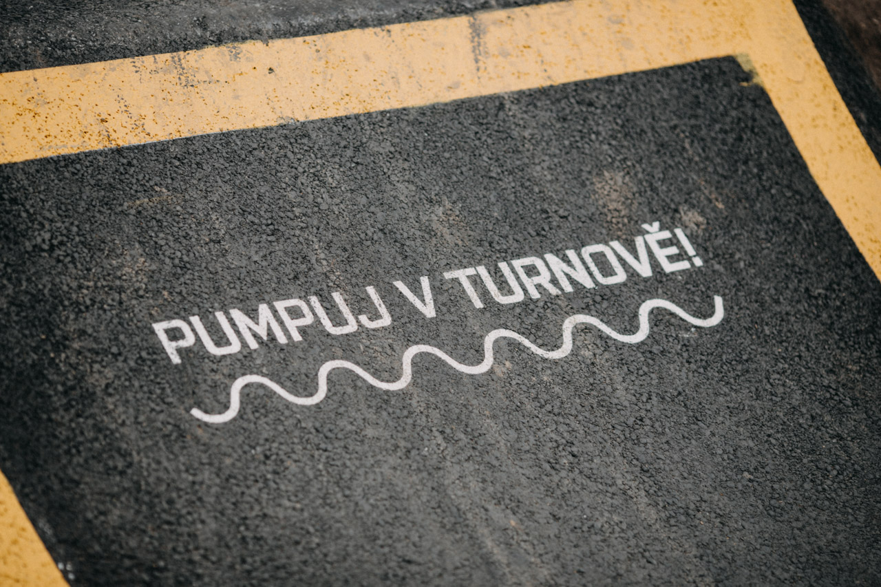 Turnov pumptrack open